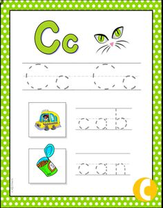 Complete set of tracing mats (A-Z). Laminate for use in centers, or place in plastic page protectors for a quick and easy activity for your little ones. Teach penmanship and letter sounds together. Kindergarten Special Education, Kindergarten Language Arts, Early Literacy, Teaching Kindergarten, Preschool Learning, Teaching Tools, Learning Activities, Teaching Resources, Teaching Ideas
