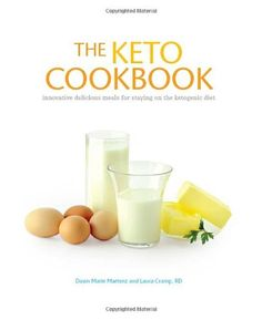 The Keto Cookbook by Dawn Martenz,The ketogenic diet, when carefully monitored by a medical team familiar with its use, helps two out of three children who are tried on it and may prevent seizures completely in one out of three. This is a cookbook for those using the diet to treat epilepsy and other neurologic conditions.
