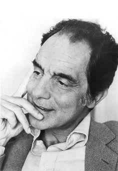 Italo Calvino,  Santiago de las Vegas (L'Avana)15 Ottobre 1923 - Siena 19 settembre 1985.