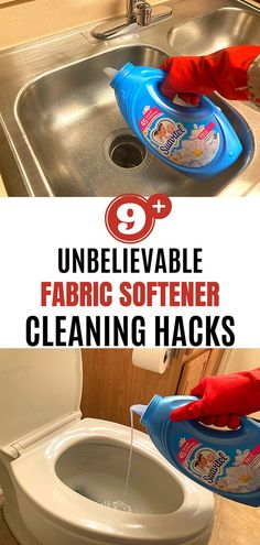 Diy Home Cleaning, Household Cleaning Tips, House Cleaning Tips, Diy Cleaning Products, Cleaning Solutions, Home Cleaning Remedies, Shower Cleaning, Household Products, Cleaning Recipes