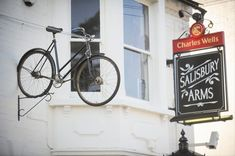 The Salisbury Arms, has been voted the best pub in the county. Cambridge Pubs, Best Pubs, Salisbury, Arms, Good Things, Weapons