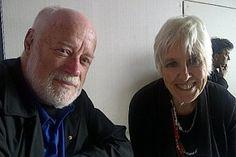 Phillip Adams with Anne Deveson