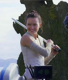 Behind the scenes of The Last Jedi