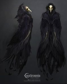 Castlevania Concept Art http://www.otlgaming.com/post/19294726050/castlevania-lord-of-shadows-concept-art-via
