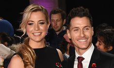 Gemma Atkinson has revealed it's difficult to communicate with boyfriend Gorka Marquez's family. The pair met and fell in love during Strictly Come Dancing in Gorka Marquez, Gemma Atkinson, Strictly Come Dancing, Falling In Love, Boyfriend, Husband, Celebrities, Lady, Celebs