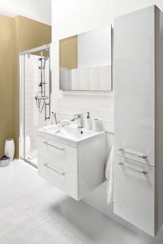 glazura ceramiczne p ytki azienkowe i kafelki kuchenne zobacz w leroy merlin azienka. Black Bedroom Furniture Sets. Home Design Ideas