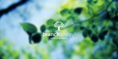 Логотип Branch.Today! одноцветный