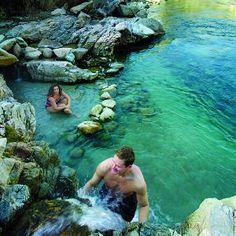 Kirkham Hot Springs - Idaho