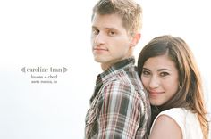 Very cute engagement photo