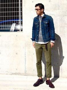 New Style Mens Summer Menswear 47 Ideas Simple Work Outfits, Casual Outfits, Fashion Outfits, Fashion Tips, Jeans Azul, Casual Chic Summer, Style Summer, Preppy Men, Casual Wear For Men