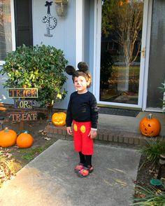 mickey mouse halloween costume - Baby Mickey Mouse Halloween Costume