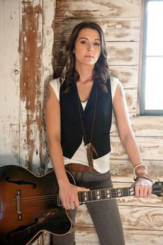 """Gorgeous new photo of Brandi for her new record coming out in June called """"Bear Creek""""."""