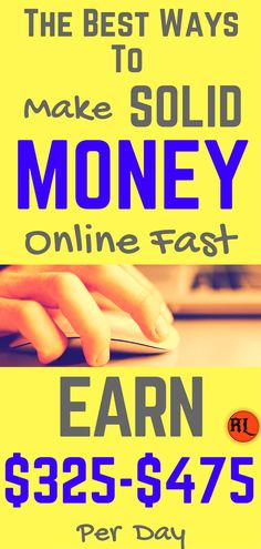 Copy Paste Earn Money - Need money NOW? Work from home and Make Money Online this week.- Who doesnt love making extra money? Make money from home with the system to earn $325 - $475 per day. The best residual income ideas that could earn you thousands of dollars each week! Click the Pin to see how >>> You're copy pasting anyway...Get paid for it.