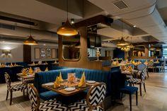 1944 Restaurant by Ido Design Ahmedabad  India