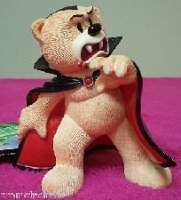 "BAD TASTE BEARS Retired Monster DRACULA figure horror vampire true blood bat MIB. We happily offer shipping discounts on multi-item purchases. Thanks for looking. Please tell them that you got it from Promote Chaos! Ebay ID: PromoteChaos  http://stores.ebay.com/PromoteChaosCollectiblesandMore. Promote Chaos is PayPal Verified. MANY ITEMS IN EBAY STORE HAVE ""MAKE OFFER"" OPTION."