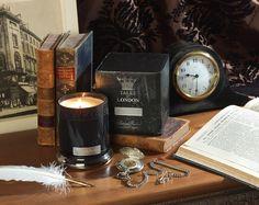 Świece zapachowe z kolekcji Talef of London (www.aromanti.pl)