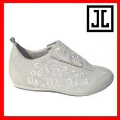Jette Alpenblühen Ivory - Gr. 40,5 - http://on-line-kaufen.de/joop/40-5-eu-jette-joop-alpenbluehen-sneaker-farbe