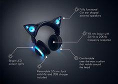 ネコ耳ヘッドホン「Axent Wear」のプロトタイプが登場!機能は当初の予定通りに