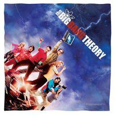 Big Bang Theory/Poster Bandana