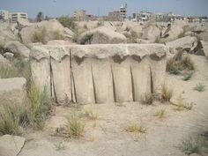 Bubastis ruins   par konde
