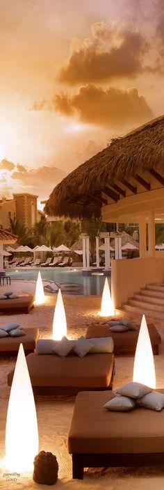 The Gabi Lounge - Punta Cana by Barry Grossman