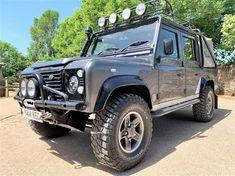Land Rover Defender Pickup, Defender Car, One Drive, Led Light Kits, Diesel Fuel, Raiders, Used Cars, Cars For Sale, Diesel