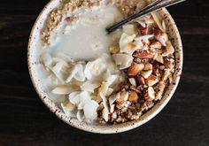 Coconut Almond Quinoa