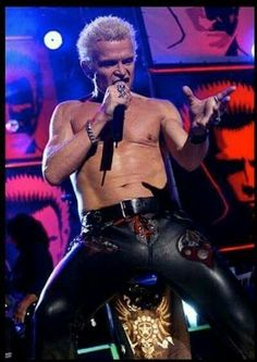 Boom. : Daily Boom 80's Throwback: Billy Idol - 'Flesh For...