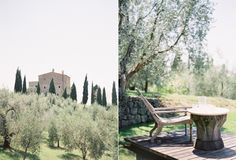 Castillo Vicarello - Elegant Tuscan Wedding by Jose Villa