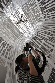 Auditorium and exhibition space in Rouen [France] by Stéphane Bigoni & Antoine Mortemard