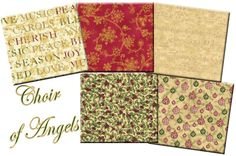 New! Choir of Angels Collection!