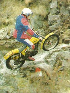 Lampkin SWM SSDD Vintage Motocross, Vintage Motorcycles, Machine Photo, Trials, Bicycle, Offroad, Honda, Classic, Motorbikes