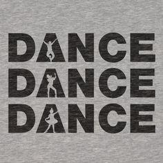 Plotterdatei DXF SVG für Tänzer - DANCE mit 3 Silhouetten - Tänzer, Tänzerin, Balerina #silhouette Dance Store, Three Wise Men, Dance Teacher, Statements, Christmas Angels, Things To Sell, Words, Etsy, Freebies