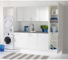 Vaskerom – inspirasjon og smarte løsninger – Nr14 Interiørhjelp