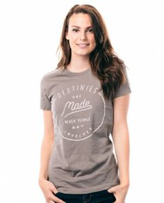 """Just ordered this Destiny Boyfriend Tee!  Proceeds support NOW I LAY ME DOWN TO SLEEP. """"NILMDTS trains, educates, and mobilizes professional quality photographers to provide beautiful heirloom portraits to families facing the untimely death of an infant. We believe these images serve as an important step in the family's healing process by honoring the child's legacy."""" #NILMDTS #newbornphotography #remembrancephotography #photography"""