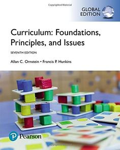 "Curriculum foundations, principles, and issues, 7th edition ( global edition)ISBN 9781292162072ISBN 10 1292162074It is a PDF eBook Only ! ! Digital Book Only! NO PHYSICAL PAPER BOOK. NO PHYSICAL CD. Download File ""IMMEDIATELY"" after successful payment. Buyers will receive the Download Link in the Bu"