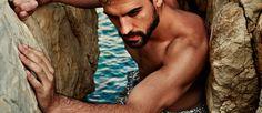 Jorge Cayero con SOLOiO Baño // Jorge Cayero featuring SOLOIO Swimsuit Collection.  Disponible/Available: www.soloio.com VIA http://jcayero.com  #Swimsuit #manlook #menstyle #jorgecayero #soloio #soloiodisegnoitaliano #summerstyle #summer