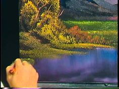 """Bob Ross and """"The Joy of Painting:"""" A brilliant summer vignette (from DV..."""