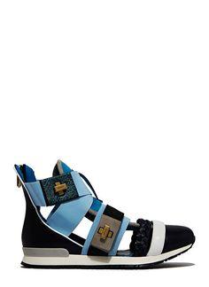 Vionnet Vitello Sneaker