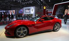 THE PERFECT SYNTHESIS OF SPORTINESS,ELEGANCE AND TECHNOLOGY...FERRARI AT THE WAVE CENTER