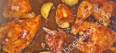 Klewerige Prego Hoender – Boerekos – Kook met Nostalgie Chicken Wings, Chicken Recipes, Recipies, Food, Pretty, Nostalgia, Recipes, Essen, Meals