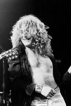 Robert Plant (New York, 1977)