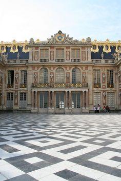 The Château de Versailles