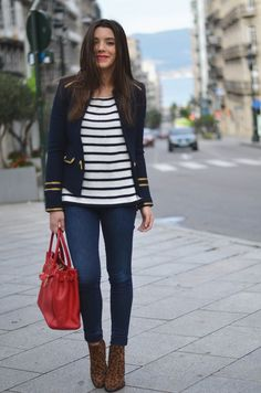 ASM Magazine » Fashion Blog » Stripes again, again and again