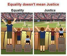 '자원봉사'란,  '평등한 사회'에서 '정의로운 사회'로 가기위한 디딤돌을 함께 놓아주는게 아닐까요?   맘에 새겨둘만한 그림~~~~~~~~