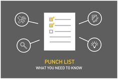 Construction Punch List - Everything You Need To Know