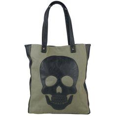 Big Skull #Tragetasche von Loungfly #tasche #accessoires