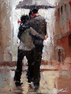 Rain or Shine  by Andre Kohn