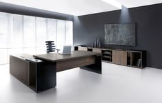 Executive Desk Modern - Home Office Furniture Sets Check more at http://michael-malarkey.com/executive-desk-modern/