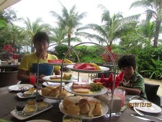 Breakky I miss this place Asia premier suits boracay.